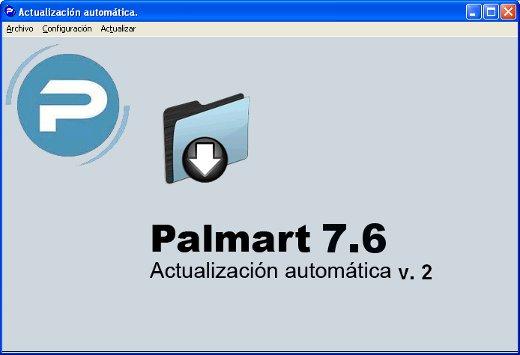 Actualización Palmart 7.6 v2.0