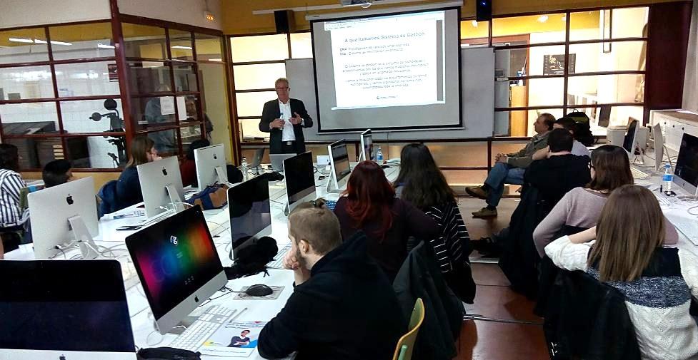 Palmart inivtado en las 23ª jornadas técnicas del Institut Escola del Treball de Barcelona
