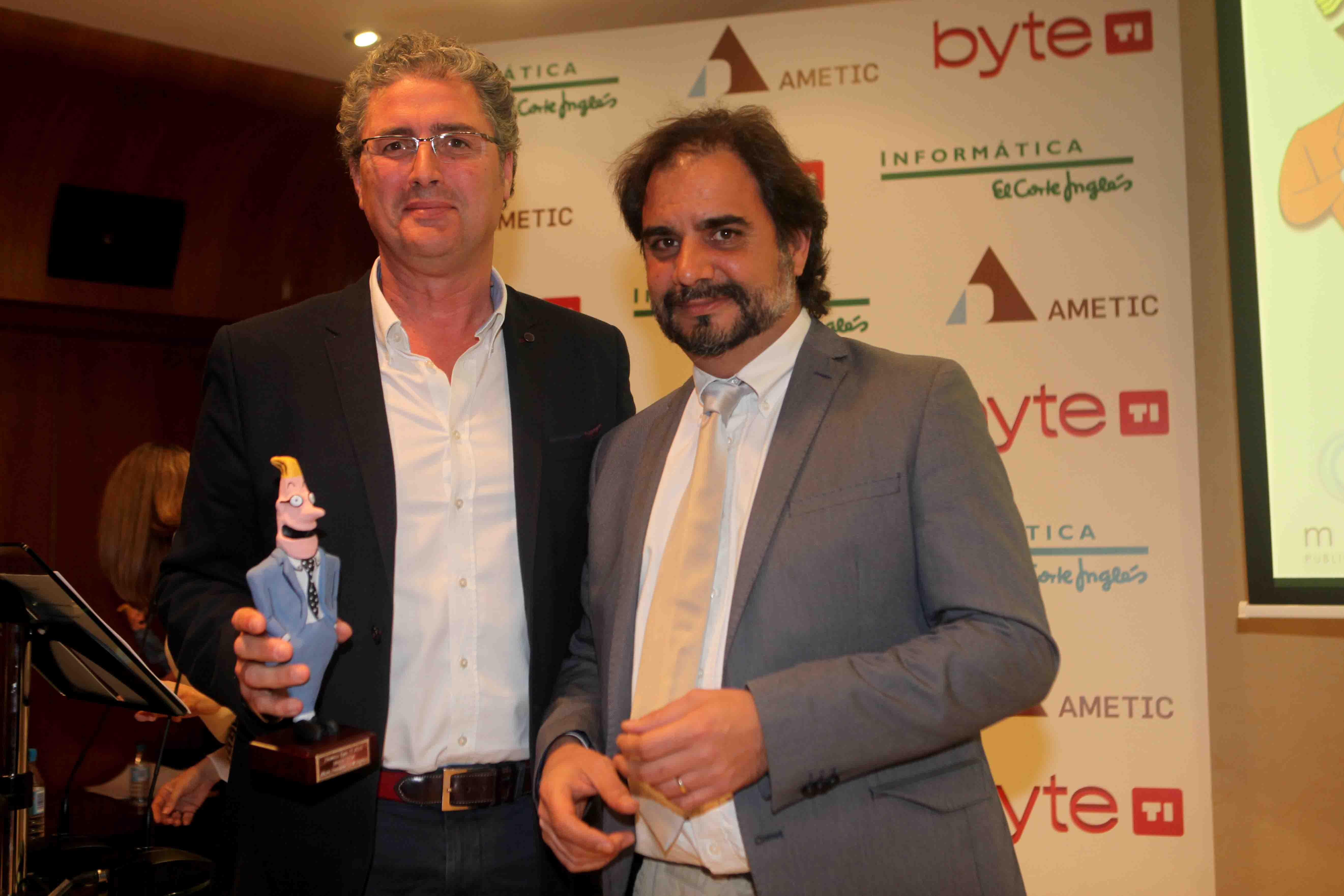 AHORA Express CRM recibe el premio Byte TI a Mejor CRM