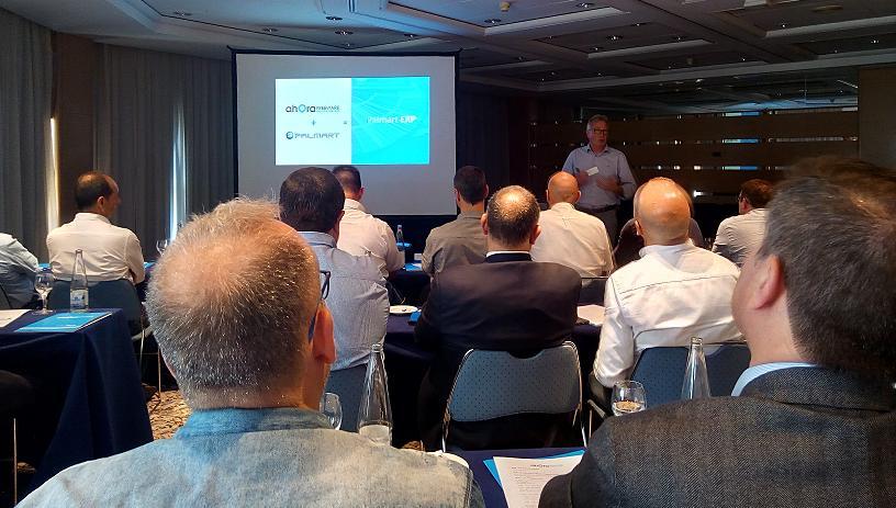 Presentación de Palmart ERP en el canal Ahora Freeware