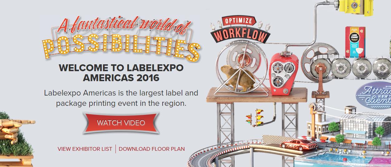 Labelexpo: cita mundial de la industria del packaging y etiquetas.
