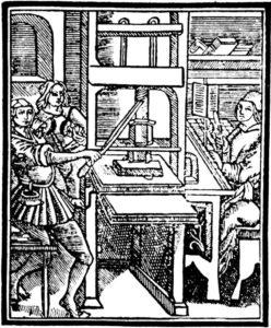 Se cumple el 550 aniversario de la muerte de Gutemberg